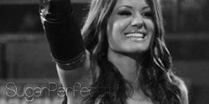 SugarPerfection votre sources sur Brooke Adams  { ♥ }        Sa Seconde chance pour le titre ♥ ~ SugarPerfection ~