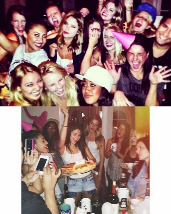 Happy 21st Birthday Selena !