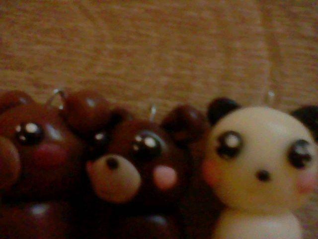 3 petits animaux tout mignon !
