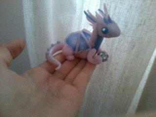 Un petit dragon tout mignon... ♥