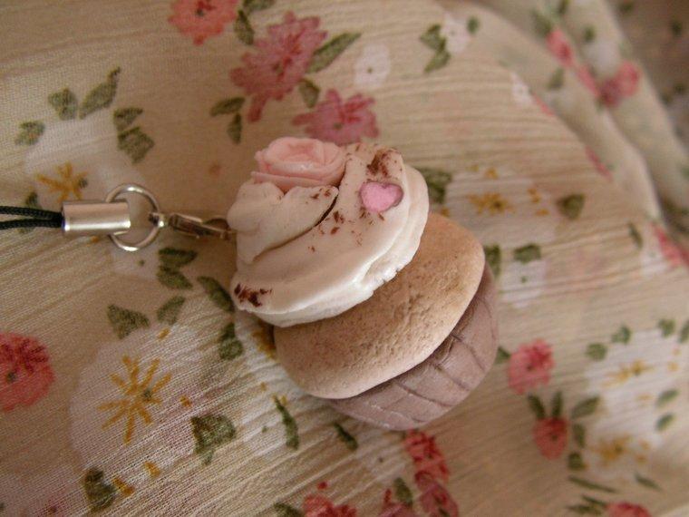Strap cupcake léger