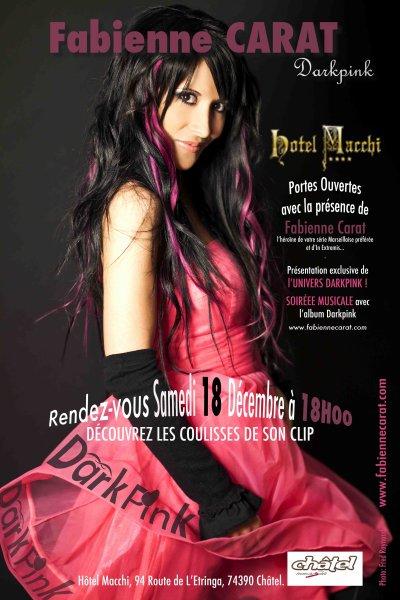 Samedi 18 Décembre ACTU Evènement à CHATEL (74)