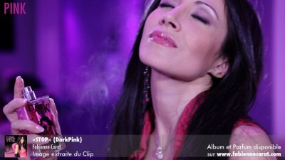 "BIENTOT LE PROCHAIN CLIP ""STOP (DarkPink)"" Album disponible sur www.fabiennecarat.com"