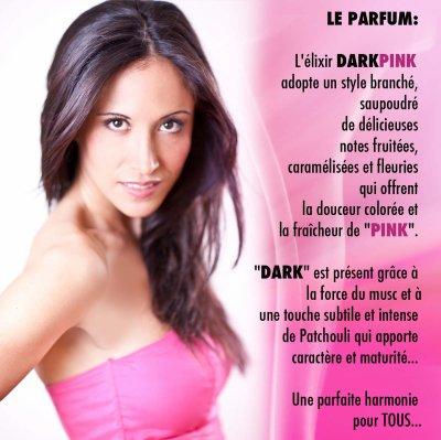 LE PARFUM DARKPINK ...