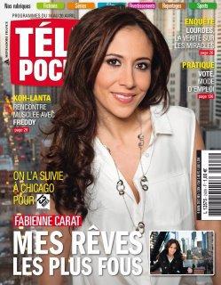 CETTE SEMAINE !!! Fabienne se livre à coeur ouvert dans une interview pour TÉLÉPOCHE ... pour vous ...