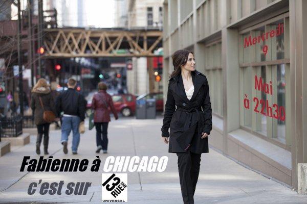 Mercredi 9 MAI à 22h30 Fabienne Carat nous entraîne à Chicago, sur 13ème RUE.