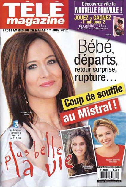 Cette semaine dans TÉLÉmagazine !!!