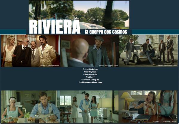 """Nouveau FILM ÉVÈNEMENT : """"RIVIERA la guerre des casinos""""                                                         moyen métrage Écrit et Réalisé par FRED. RAYNAUD"""