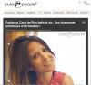 Fabienne Carat de Plus belle la vie : Une charmante actrice aux mille facettes ! by pure people