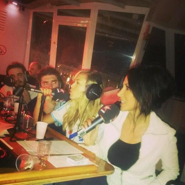 """Fabienne dans l'émission """"Enora le soir"""" vendredi 4 avril sur VIRGIN RADIO"""