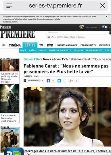 """Article """"Le Figaro"""", """"PREMIÈRE"""", """"Pure Poeple""""... Film LES ENFANTS D'ABRAHAM"""
