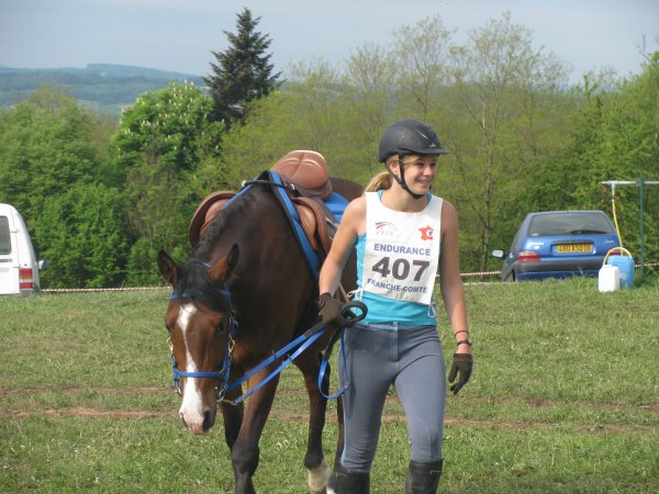 Course de Saulnot, 25 avril 2011, 40km