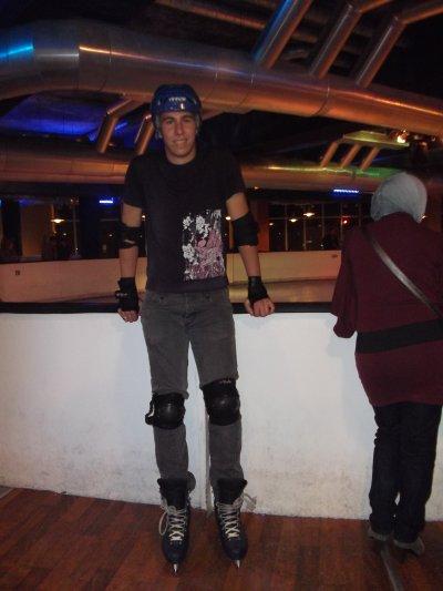 o patinage sur glace