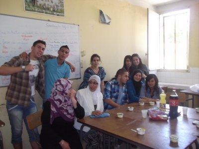 dernier jour de classe (2010-2011)