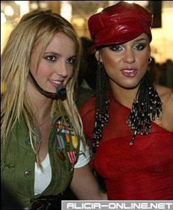 Alicia KEYS et Britney