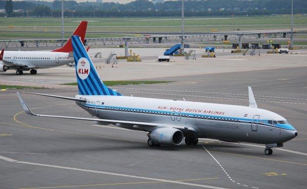 B737-800 KLM