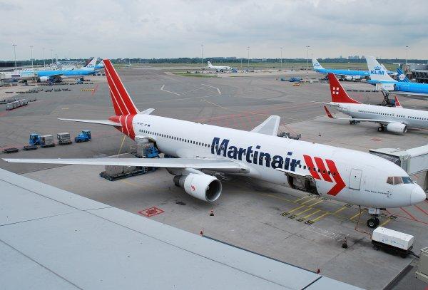 B767-300Er Martinair