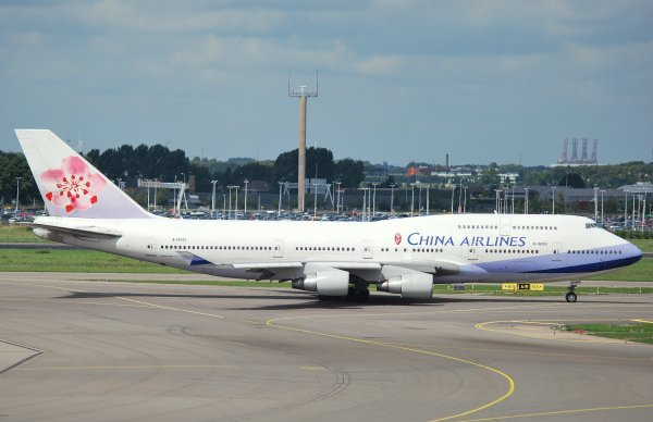 B747-400 China Airlines