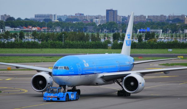 B777-200 KLM
