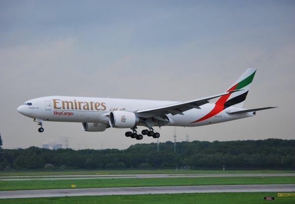 B777-200F Emirates