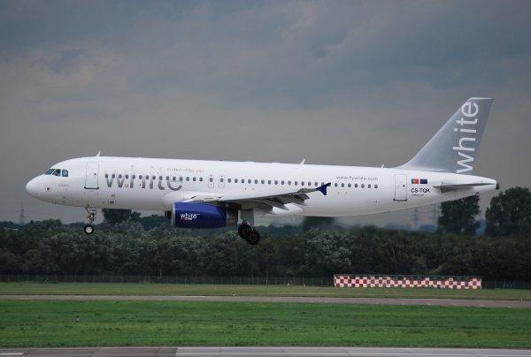 A320 White