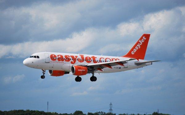 A319 Easyjet