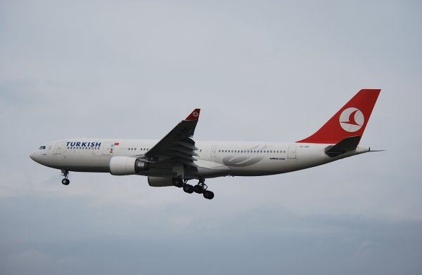 A330-200 Turkish Airlines