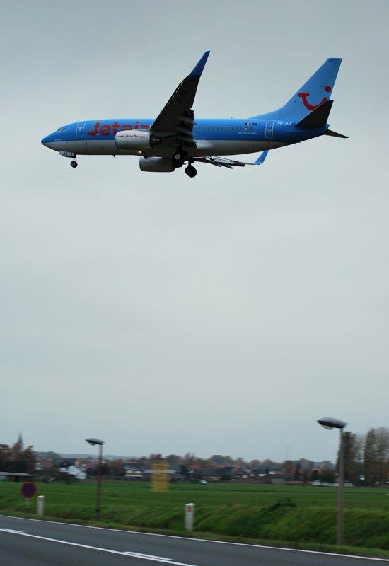 B737-700 Jetairfly