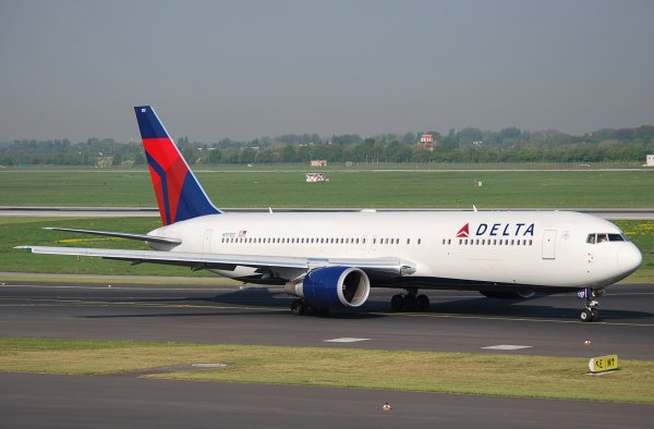 B767-300ER Delta Airlines