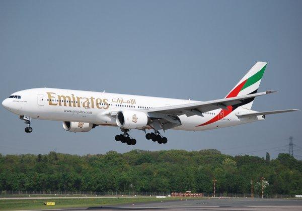 B777-200 Emirates