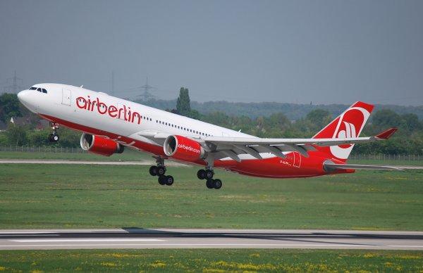 A330-200 Air Berlin