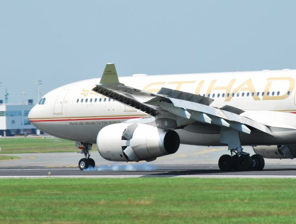 A330-200 Etihad