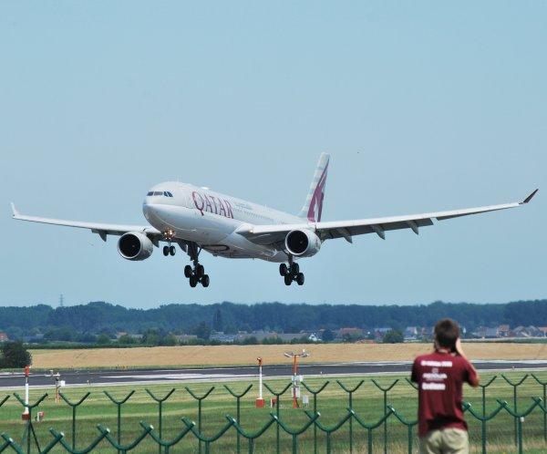 A330-300 Qatar