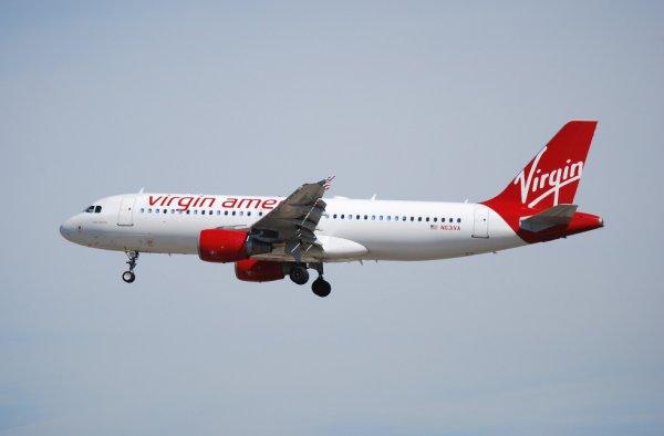A320 Virgin America
