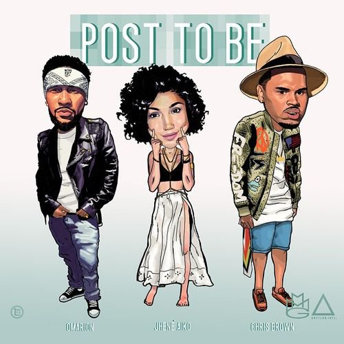Omarion / Post To Be (Ft Chris Brown & Jhéné Aiko) (2014)