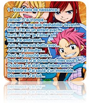 Petit Jeu Fairy Tail !!! XD