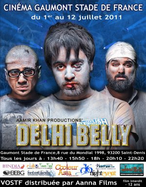 """DELHI BELLY"", un film drôle et original"