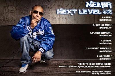 """Ming8 Halls Starf sur le """" Next level 2 """" de Nemir"""