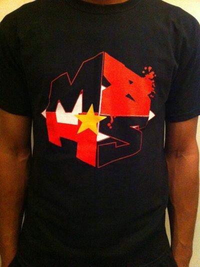 T-shirt Ming8 Halls Starf