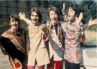 Les Beatles sont partout !