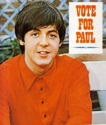 Votez pour Paul =)