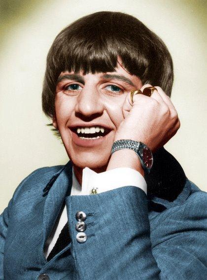 Ringo & ses yeux bleus