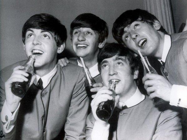 Les Beatles & Coca-Cola