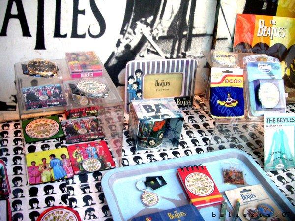 La boutique Beatles