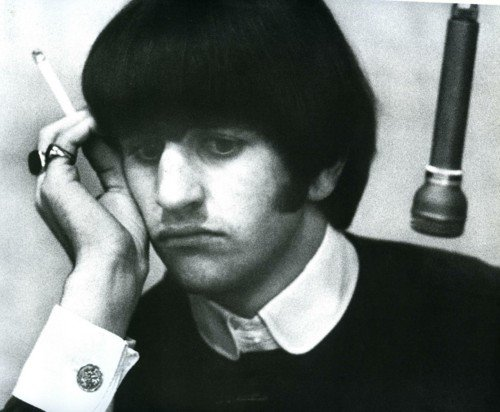 Ringo pensif...