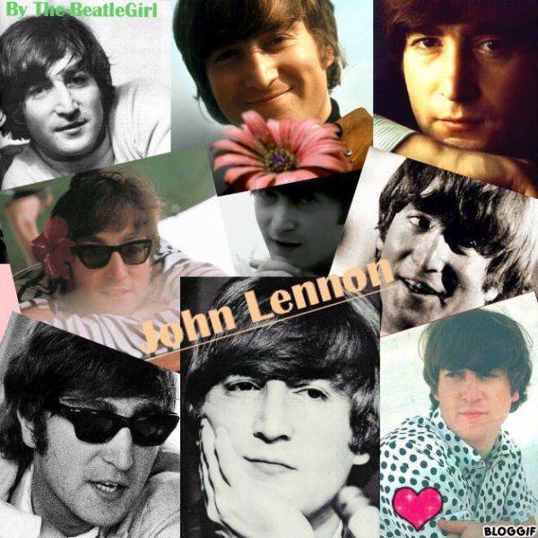 Montage de John