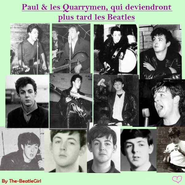 Biographie & carrière musicale de Paul McCartney
