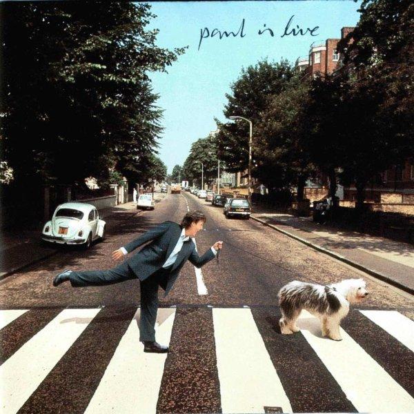 Rumeur sur la prétendue mort de Paul McCartney