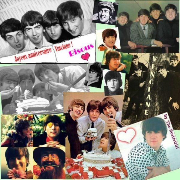 Joyeux anniversaire 4UBlue ! ♥ =D