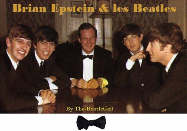 Biographie de Brian Epstein, le manager des Beatles